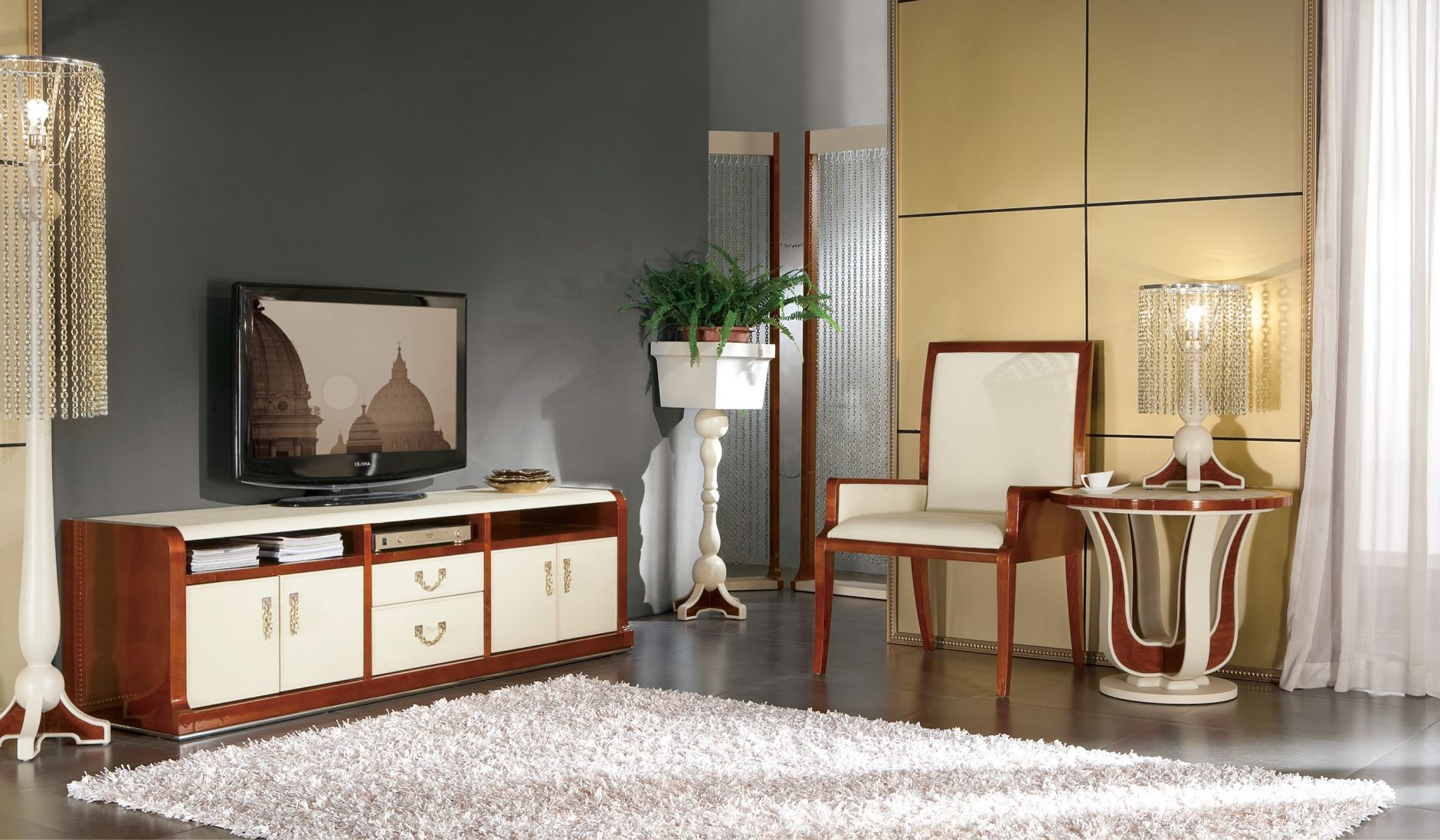 designer m bel design tv schrank serie ys001die m bel aus italien. Black Bedroom Furniture Sets. Home Design Ideas