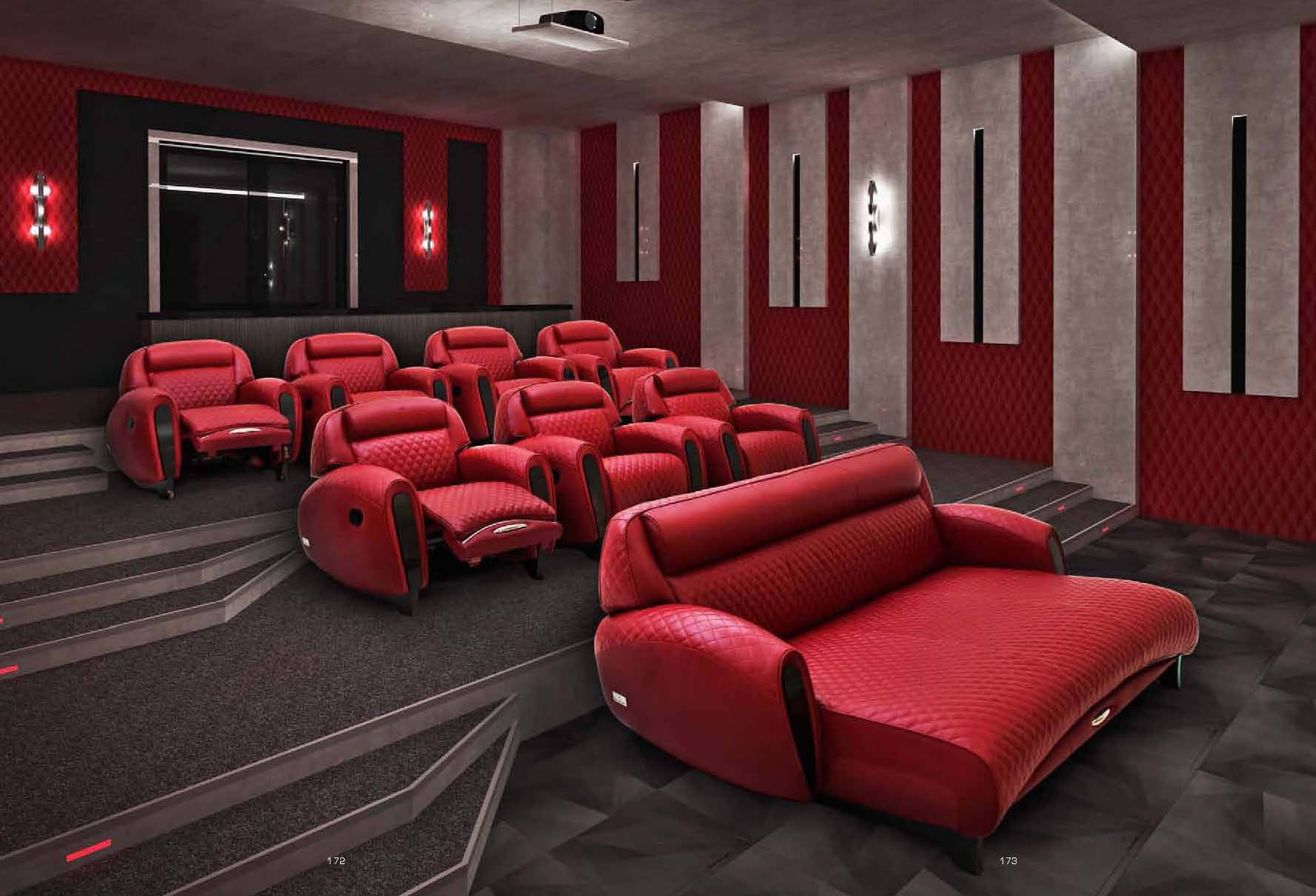 Bon Luxury Cinema Furniture IMOLA CINEMA Series