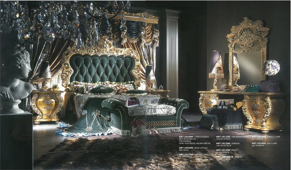 VERSACE FURNITURE Bedroom 100 000 SeriesFurniture from Italy : 100002011 from www.bestfurniture-bg.com size 1000 x 585 jpeg 172kB
