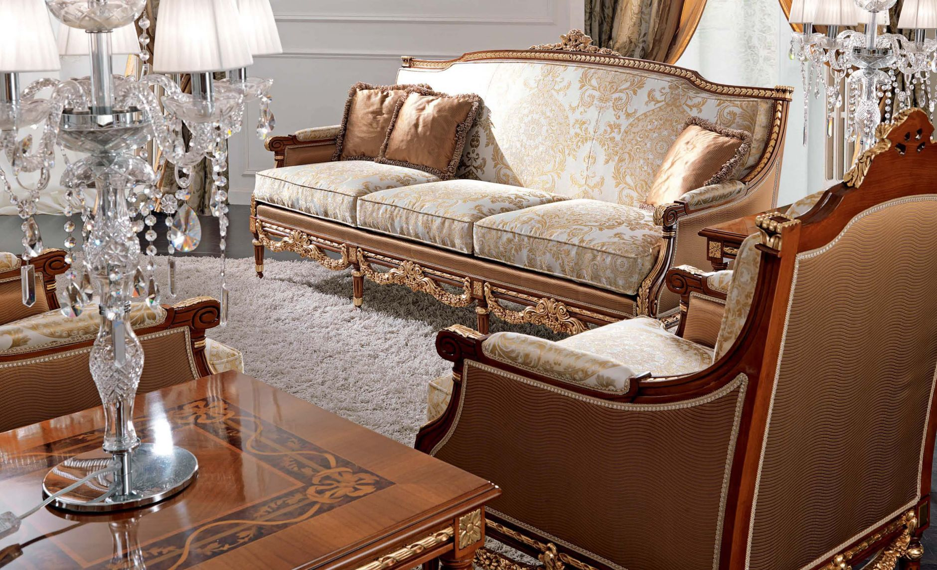 Luxurious Furniture Luxury Upholstered Furniture Ceppi