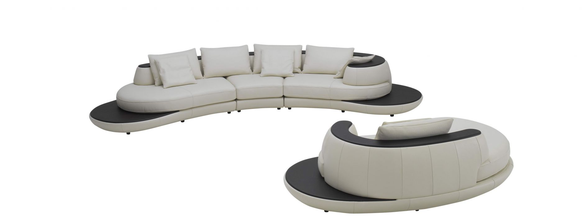 schnittsofa schnittsofa 109die m bel aus italien. Black Bedroom Furniture Sets. Home Design Ideas