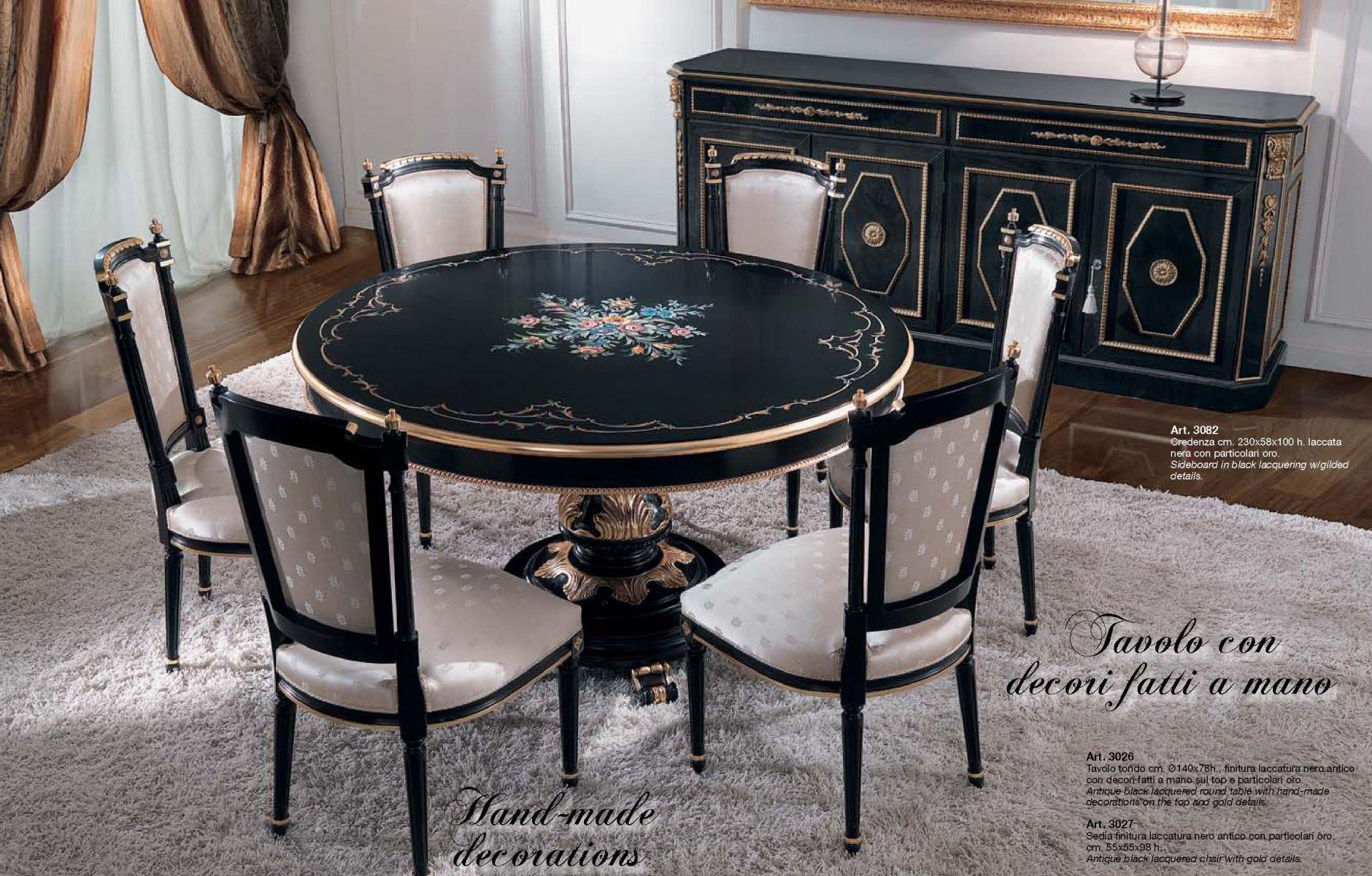 luxus-möbel - luxus esszimmer stil ceppidie möbel aus italien