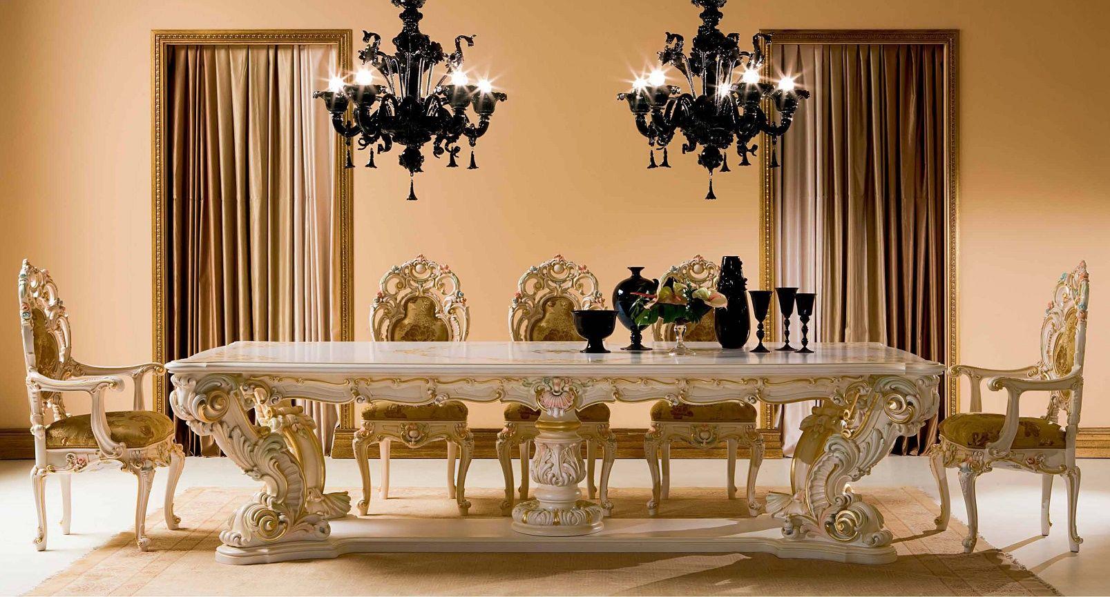 Luxury Dining Room SILIK MINERVA Series