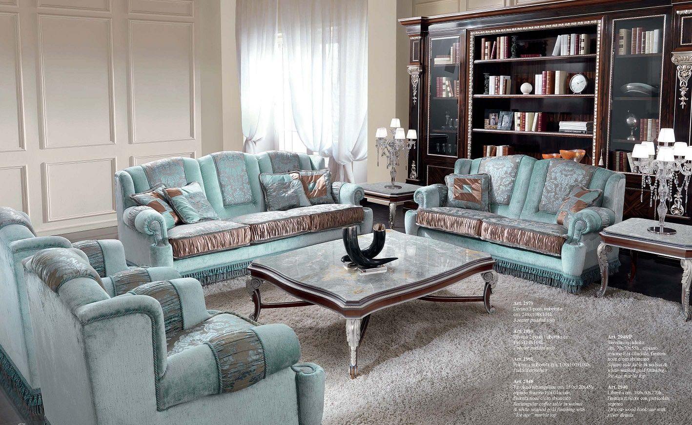 Muebles de lujo - Sofás lujo estilo CEPPIMuebles de Italia
