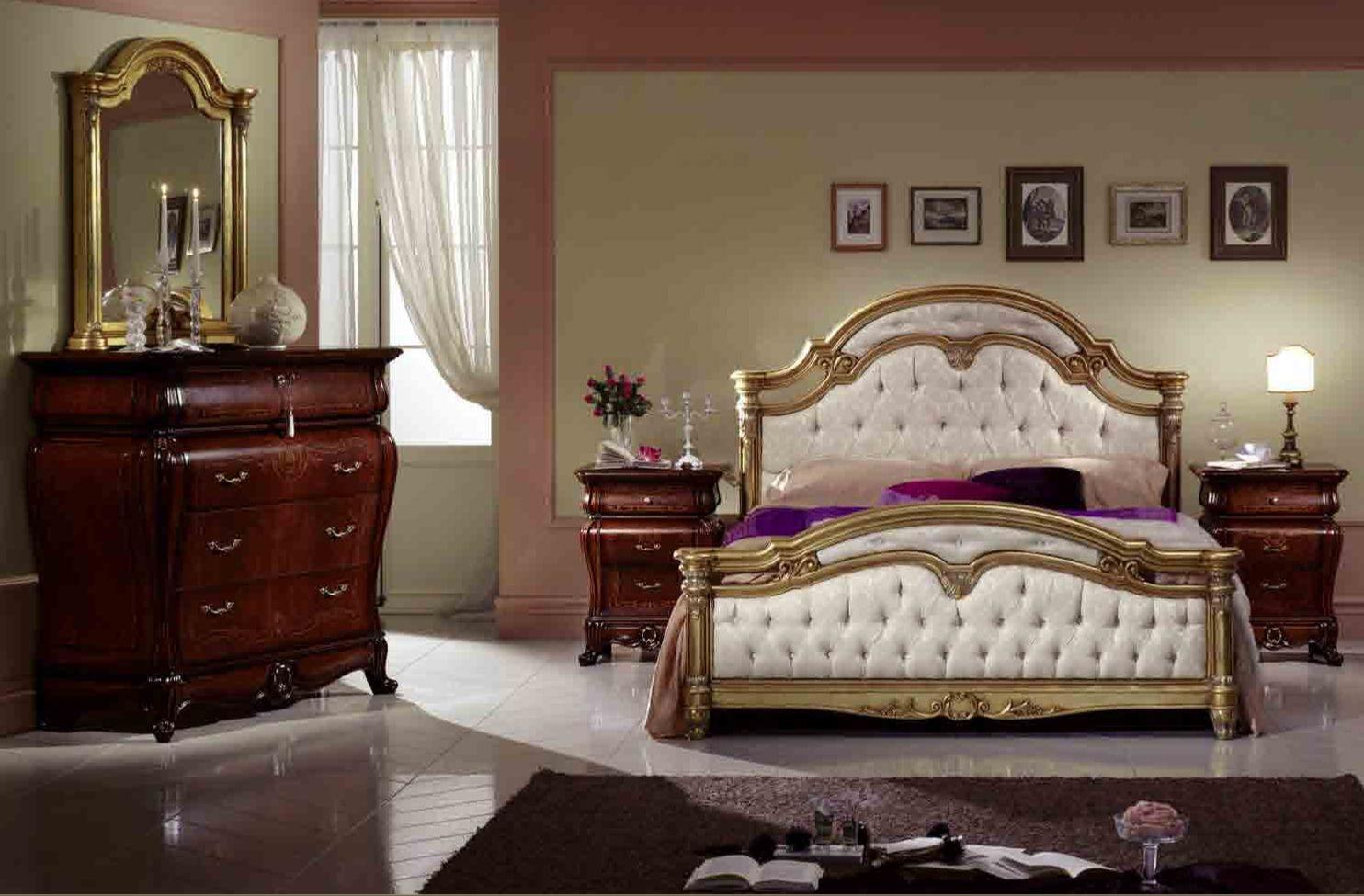 Meubles de luxe chambre ducale de mobilpiu s rie noceles for Chambre 13 serie