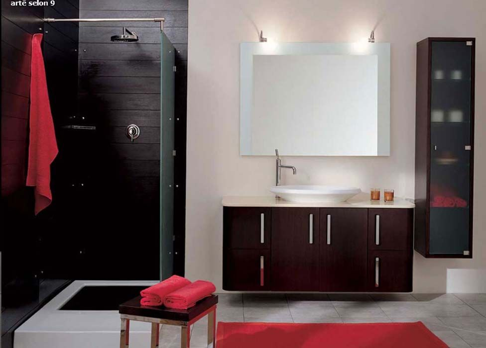 BATHROOM FURNITURE - Arte Bagno Series Arte Model Selon 9Furniture ...
