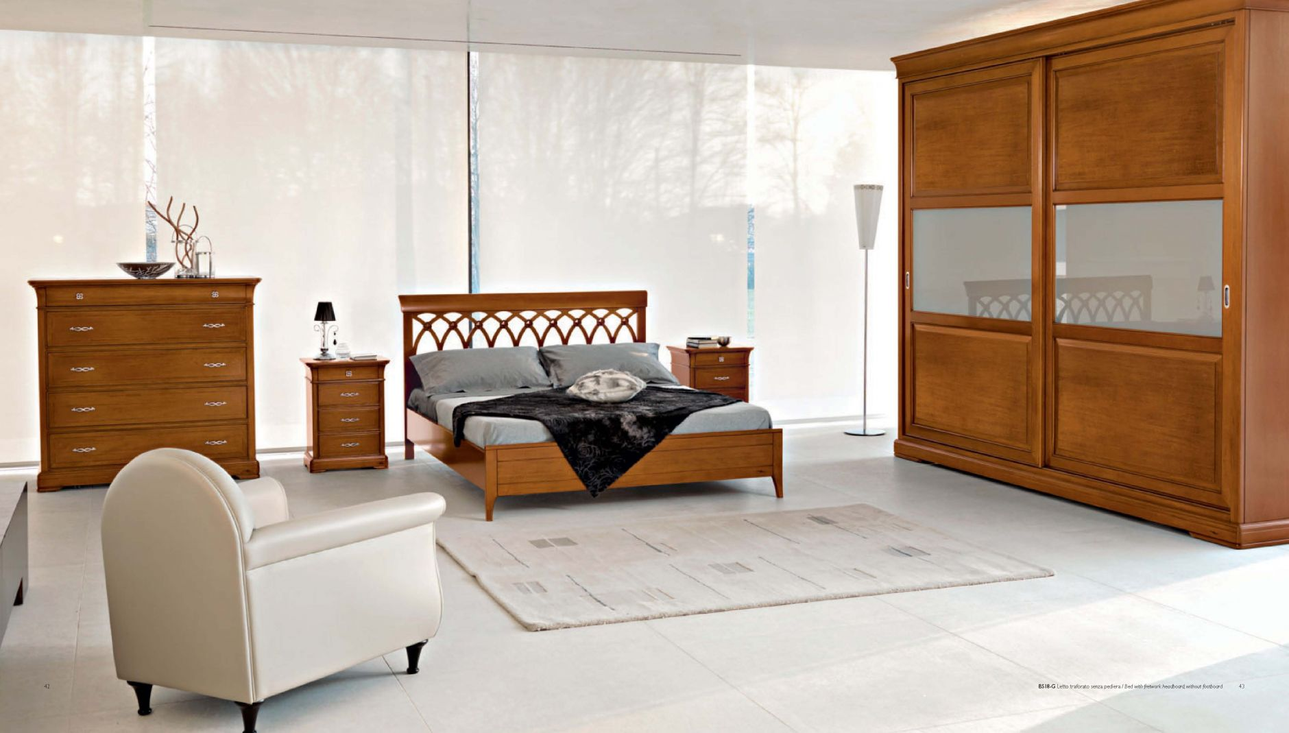 BEDROOMS - Bedroom Accademia del Mobile BELLAGIO SeriesFurniture ...