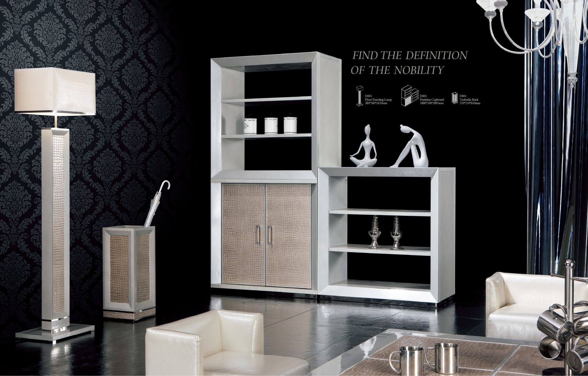 designer m bel designer m bel serie d001die m bel aus italien. Black Bedroom Furniture Sets. Home Design Ideas