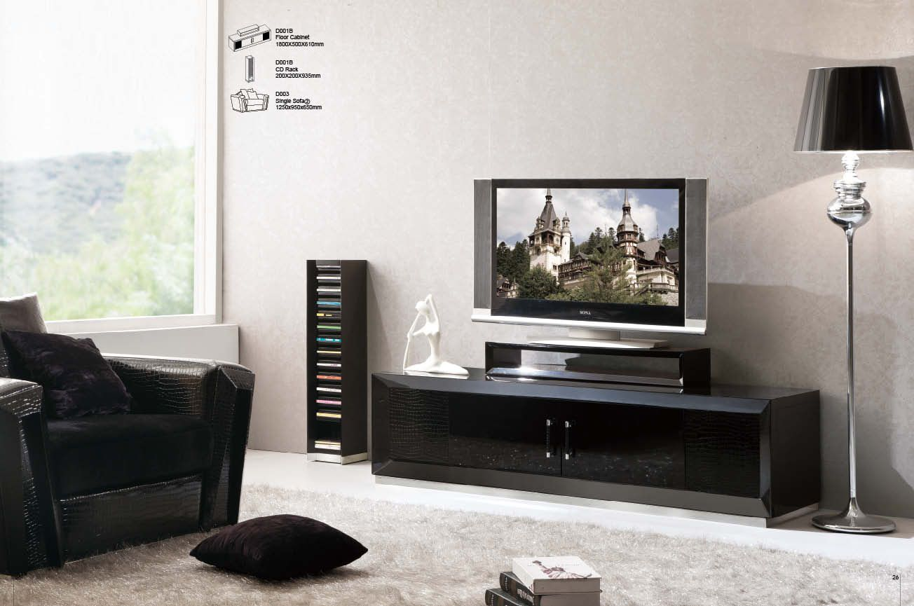 designer m bel design tv schrank serie d001bdie m bel aus italien. Black Bedroom Furniture Sets. Home Design Ideas