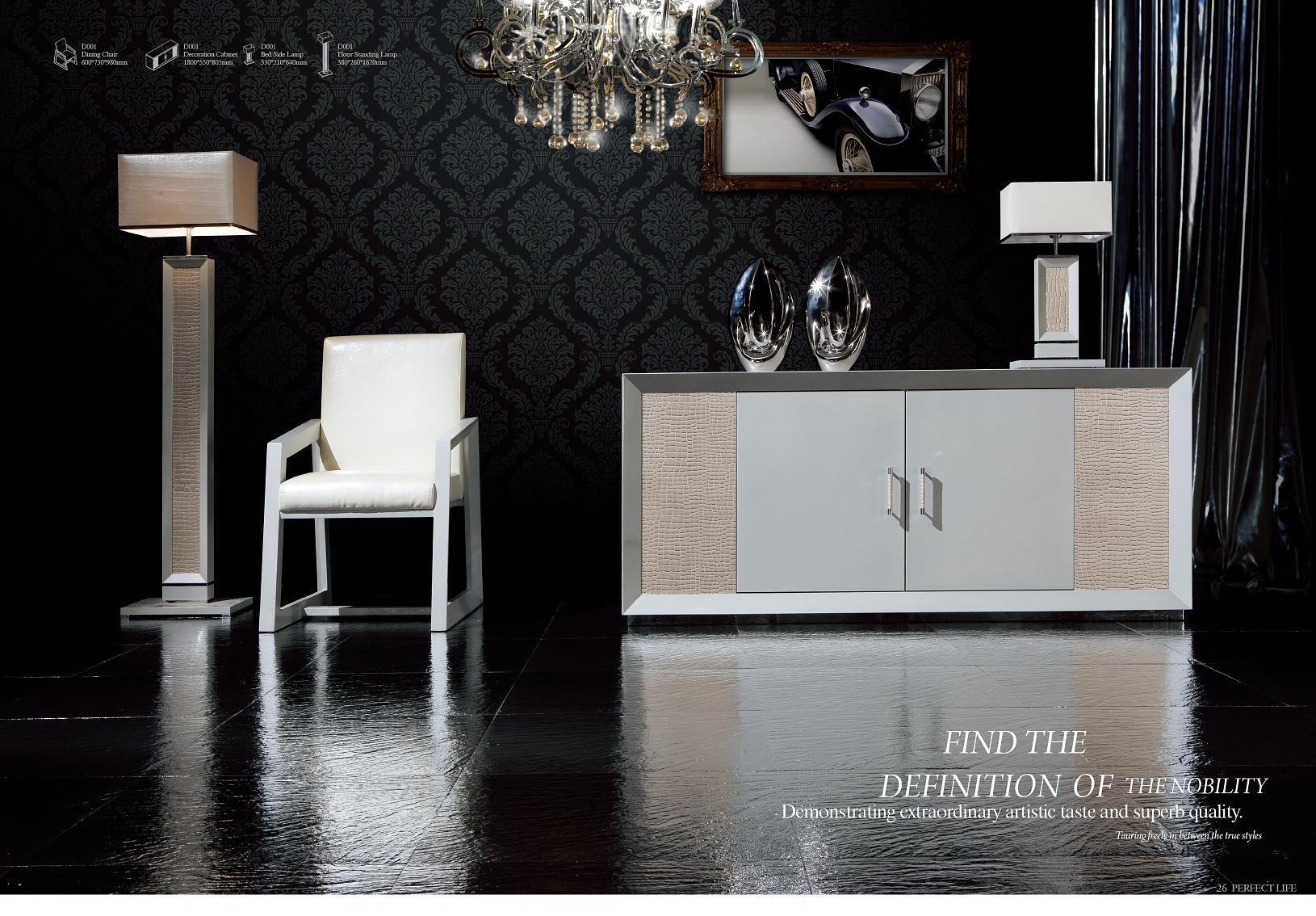 designer m bel design trapezaren schrank serie d001die. Black Bedroom Furniture Sets. Home Design Ideas