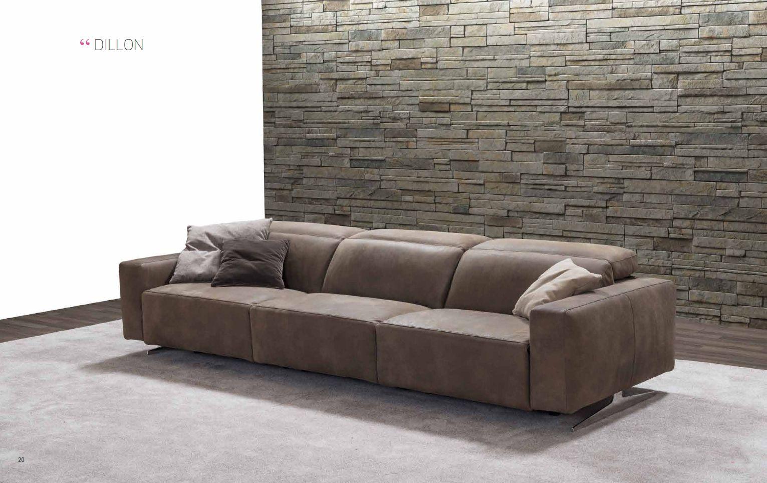 polsterm bel alpa salotti sofa serie dillondie m bel aus. Black Bedroom Furniture Sets. Home Design Ideas