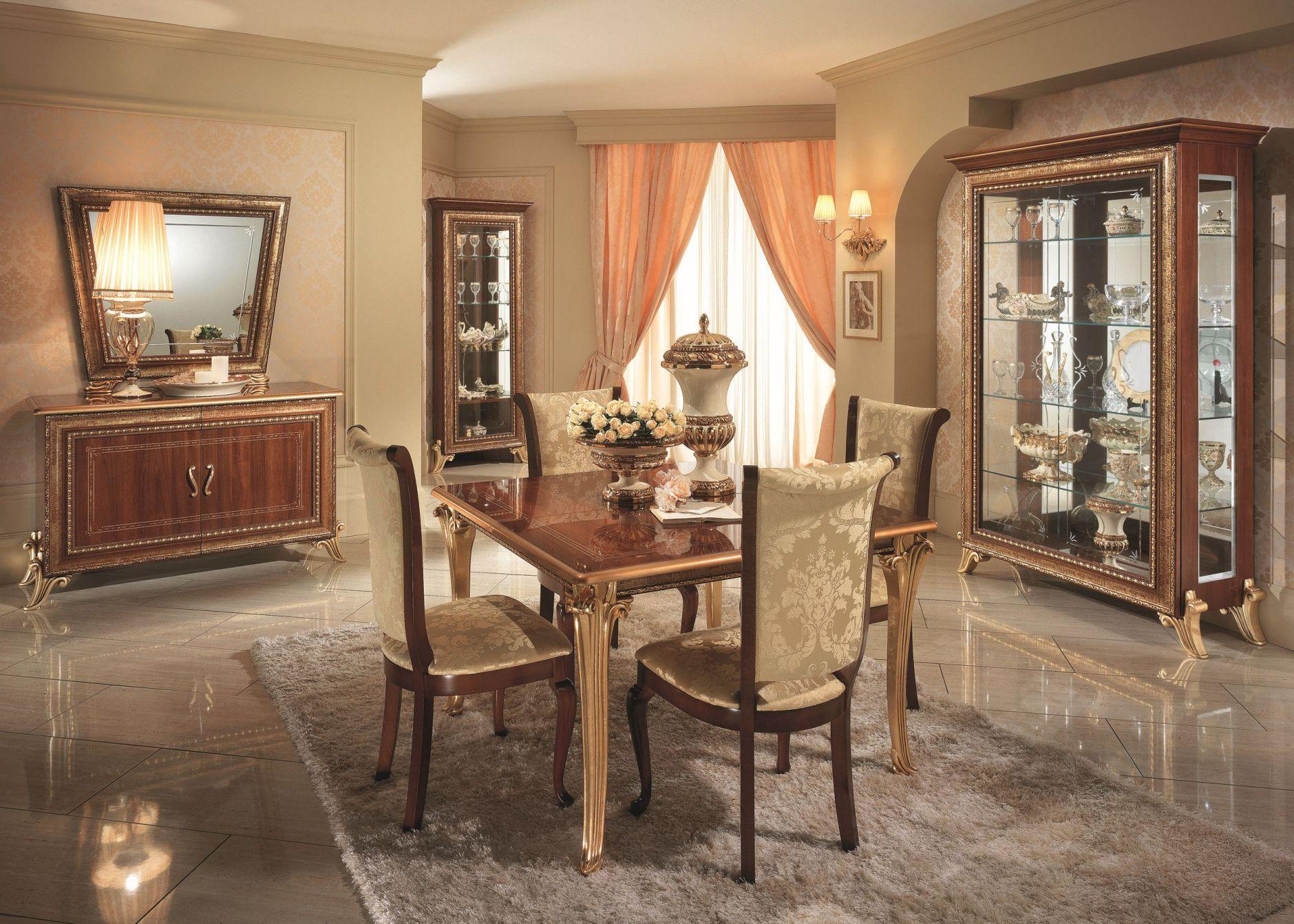 Esszimmerstühle Arredoclassic Giotto Essen Seriedie Möbel Aus Italien