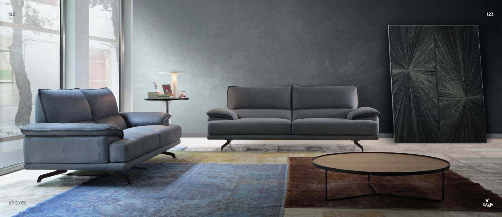 Italian Sofas Upholstered Furniture Calia Italia Kris
