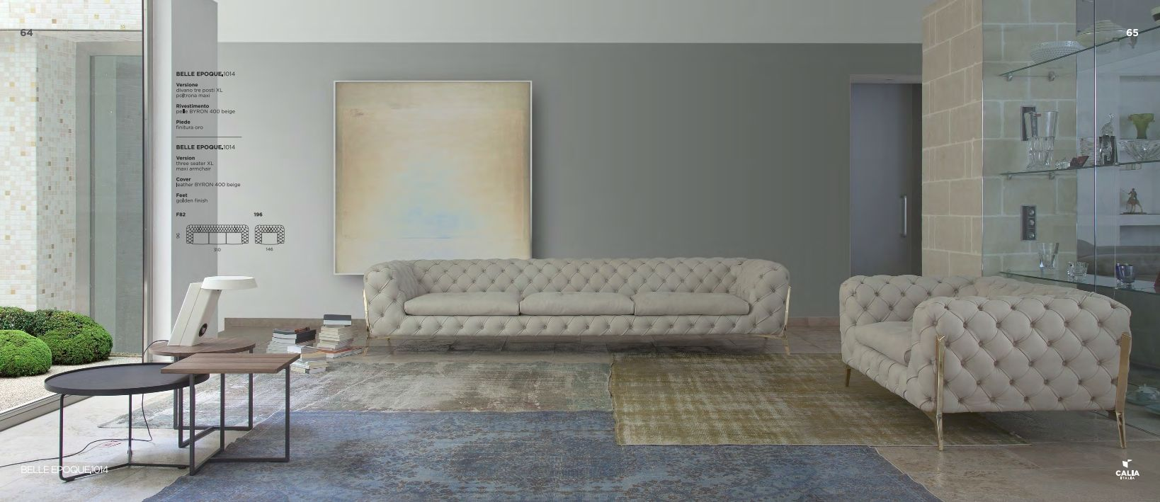 Italian Sofas Upholstered Furniture Calia Italia Belle Epoque 1014 Seriesfurniture From Italy