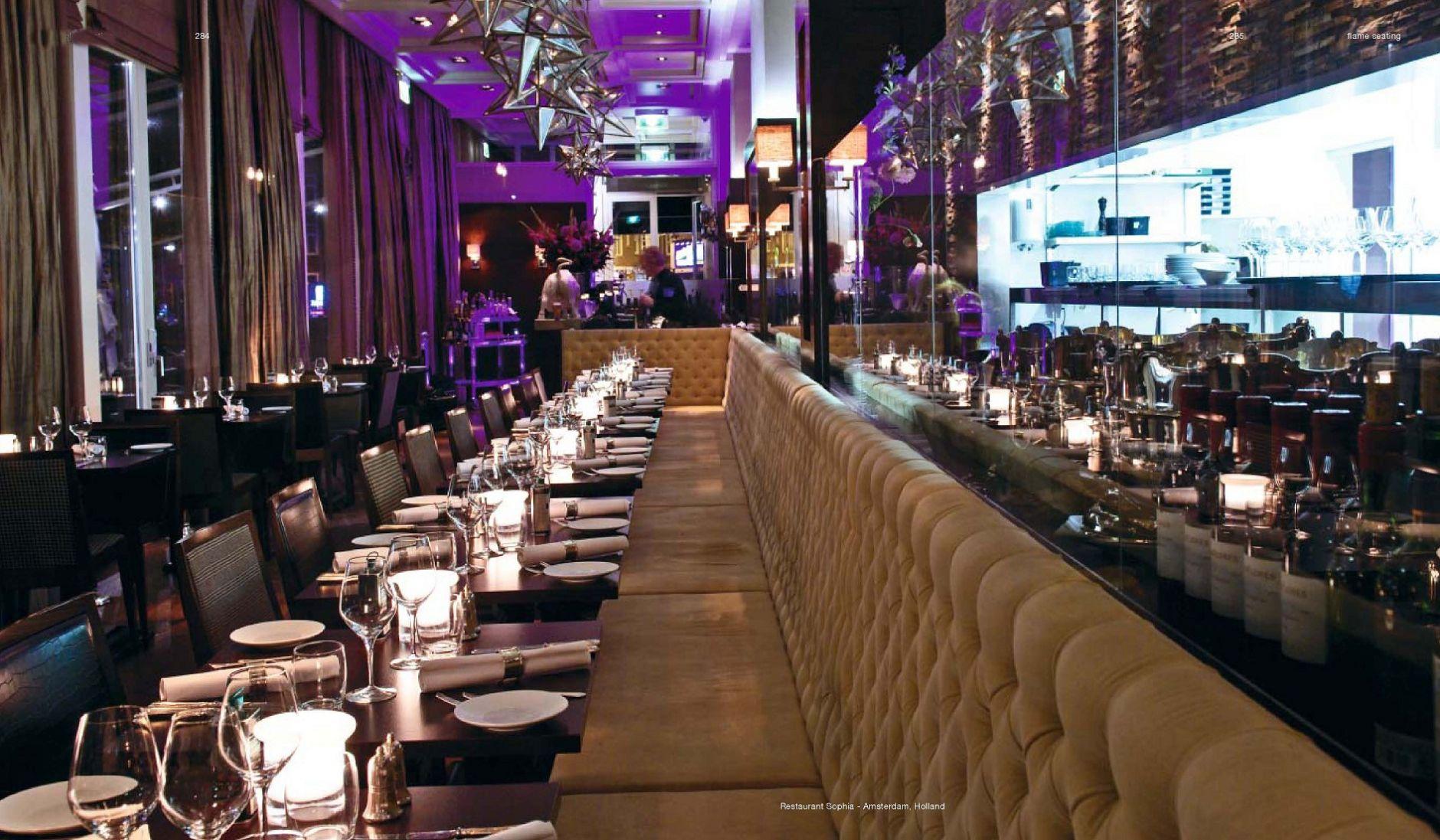 mobilier pour bars meubles pour restaurants mont flamme s rieles meubles de l 39 italie. Black Bedroom Furniture Sets. Home Design Ideas