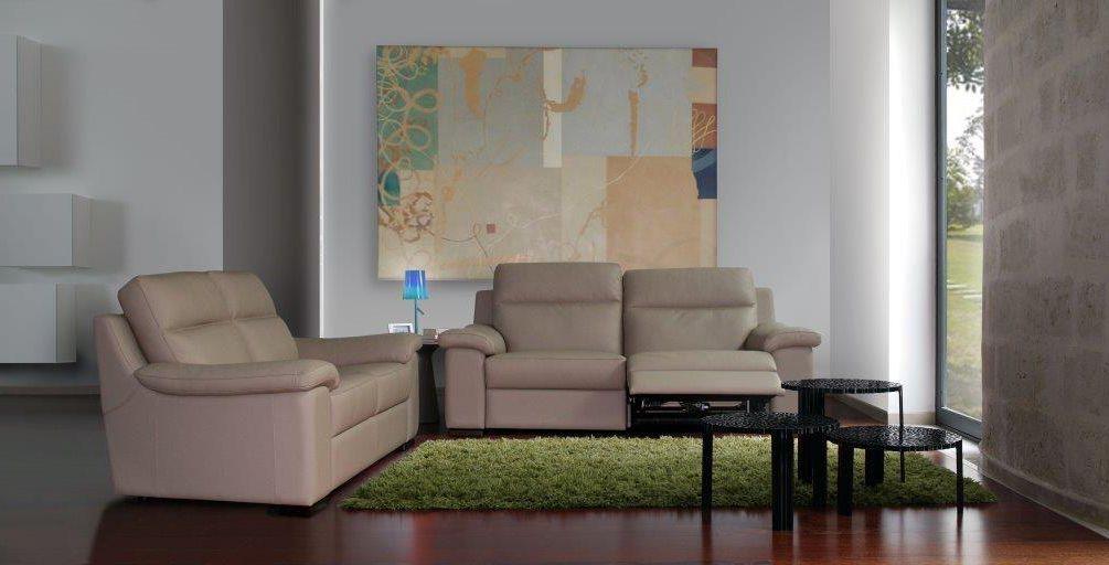 Polstermöbel - Sofa Calia Italia Serie ANDREADie Möbel aus Italien