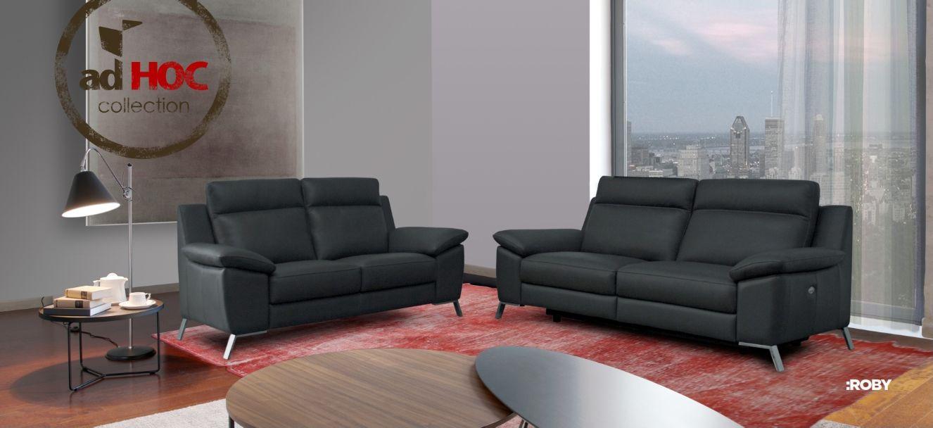 Polstermöbel - Sofa Calia Italia Serie ROBYDie Möbel aus Italien