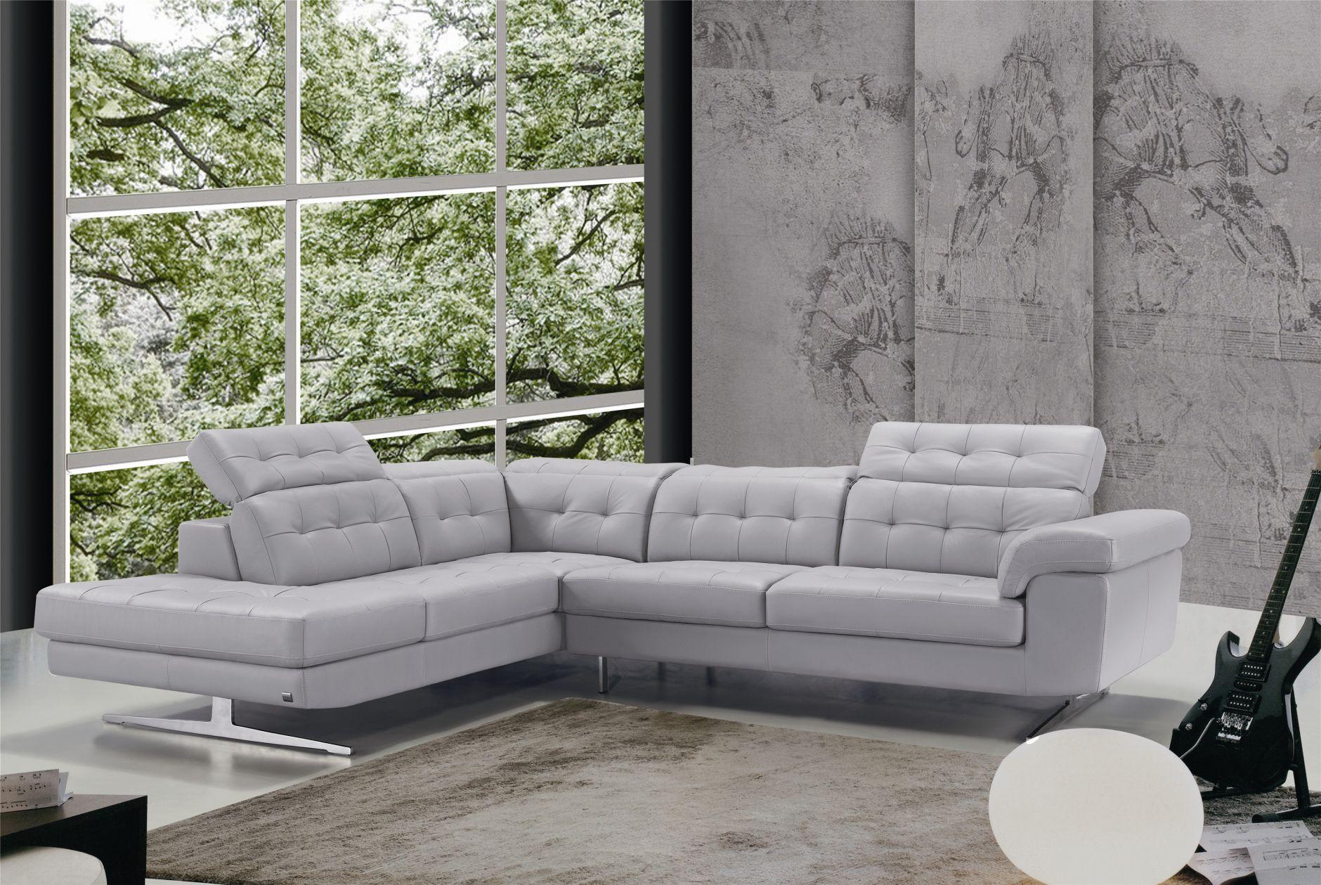Sofa sectionnel sofa sectionnel 992les meubles de l 39 italie for Meuble leon divan sectionnel