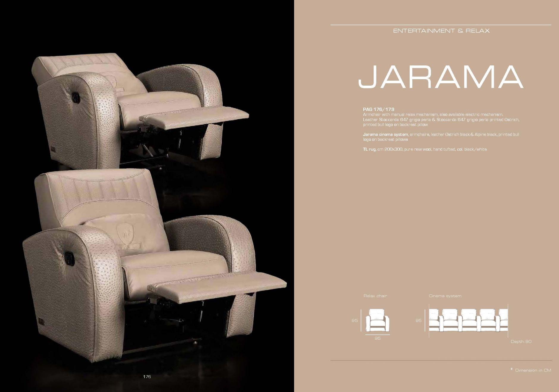 Meubles de luxe luxe cin ma meubles s rie jarama cin males meubles de l 39 italie - Meuble de luxe ...