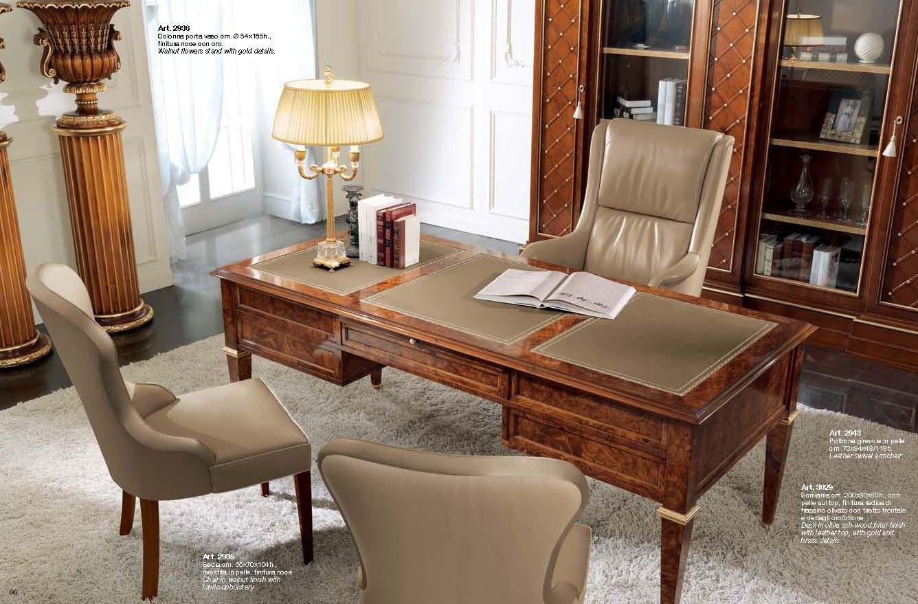 Luxuriöse Büromöbel - Luxuriöse Büromöbel Stil CEPPIDie Möbel aus ...