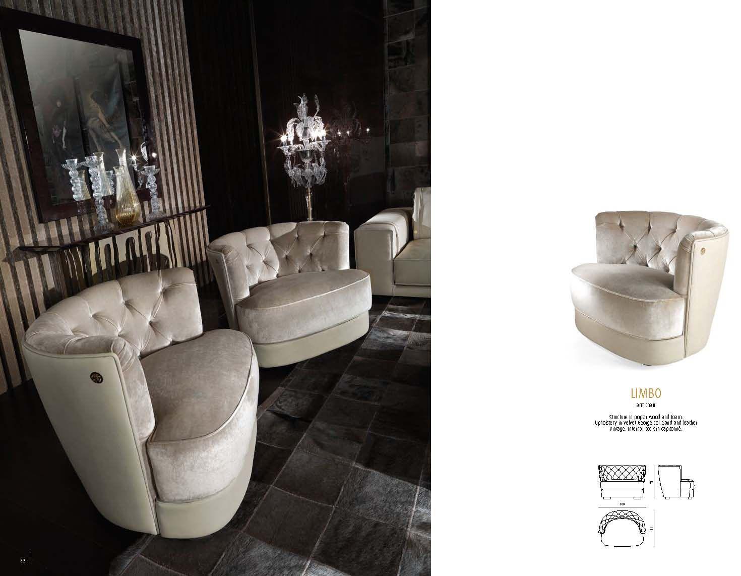 Roberto Cavalli Furniture - Muebles de ROBERTO CAVALLI serie FUMAR ...