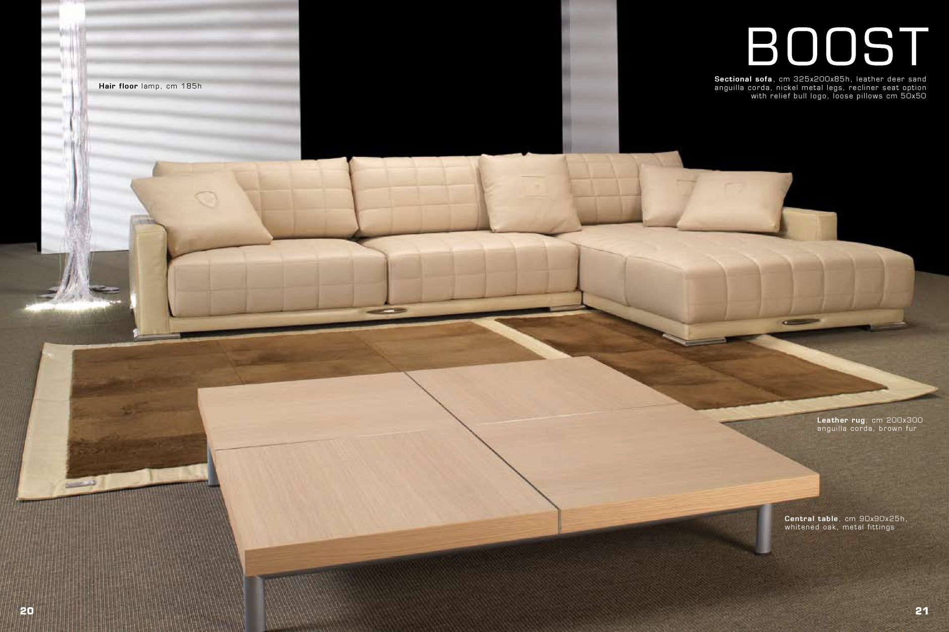Sofa sectionnel vip sofa sectionnel boostles meubles de for Boost masny salle a manger