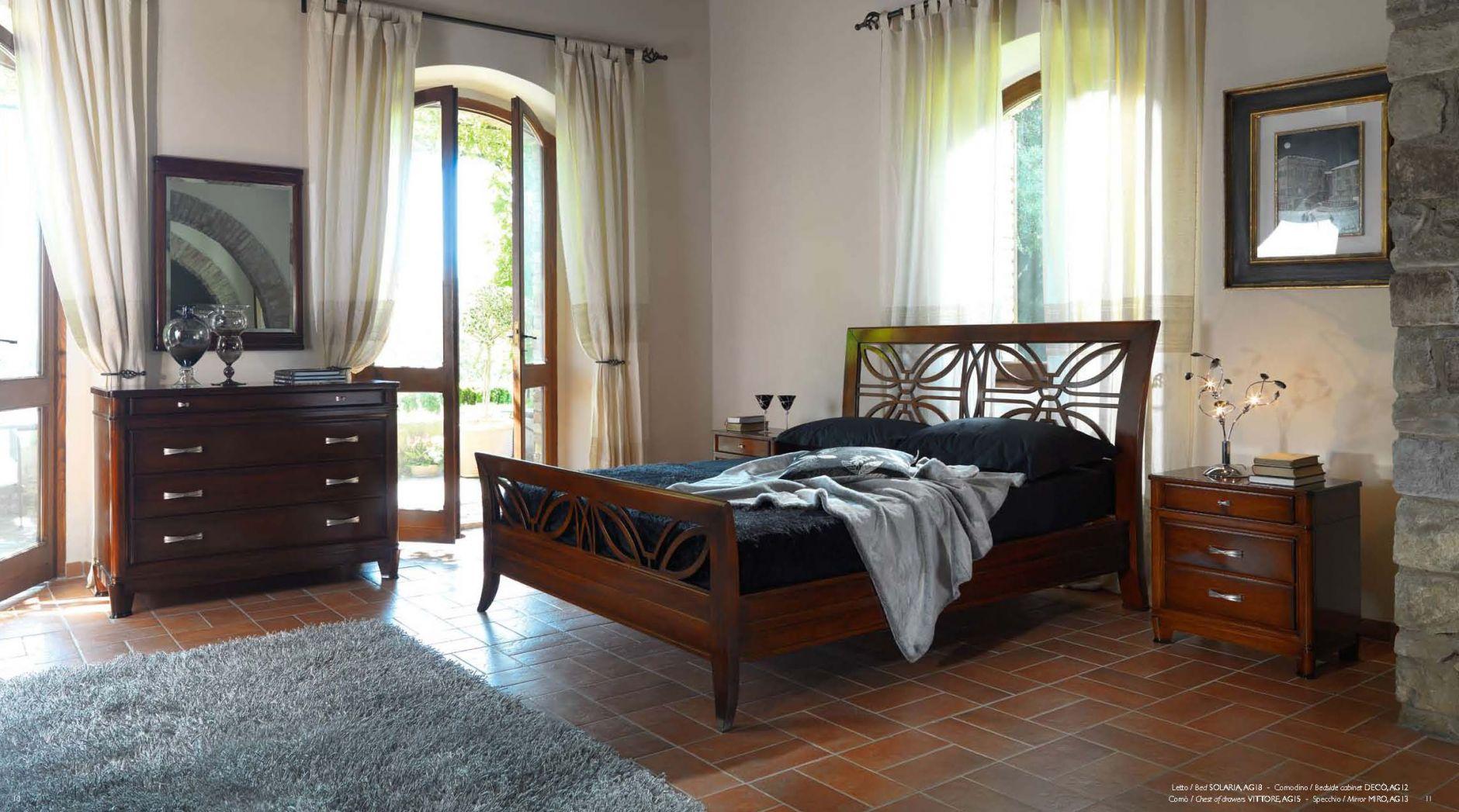 Chambre accademia del mobile victoria solaria srie with meuble italien chambre a coucher - Chambre italienne pas cher ...