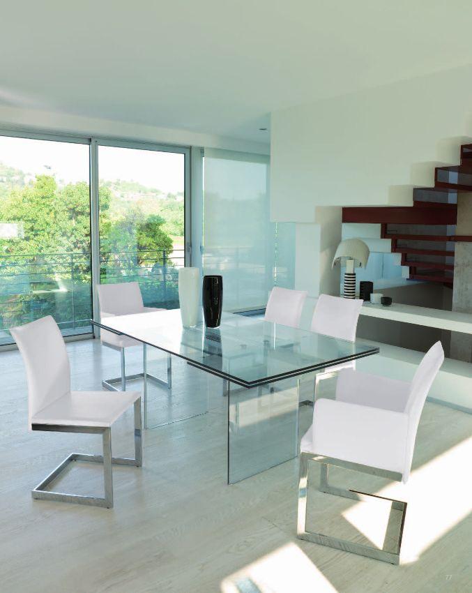 esszimmerst hle ameise miami esstisch seriedie m bel aus italien. Black Bedroom Furniture Sets. Home Design Ideas