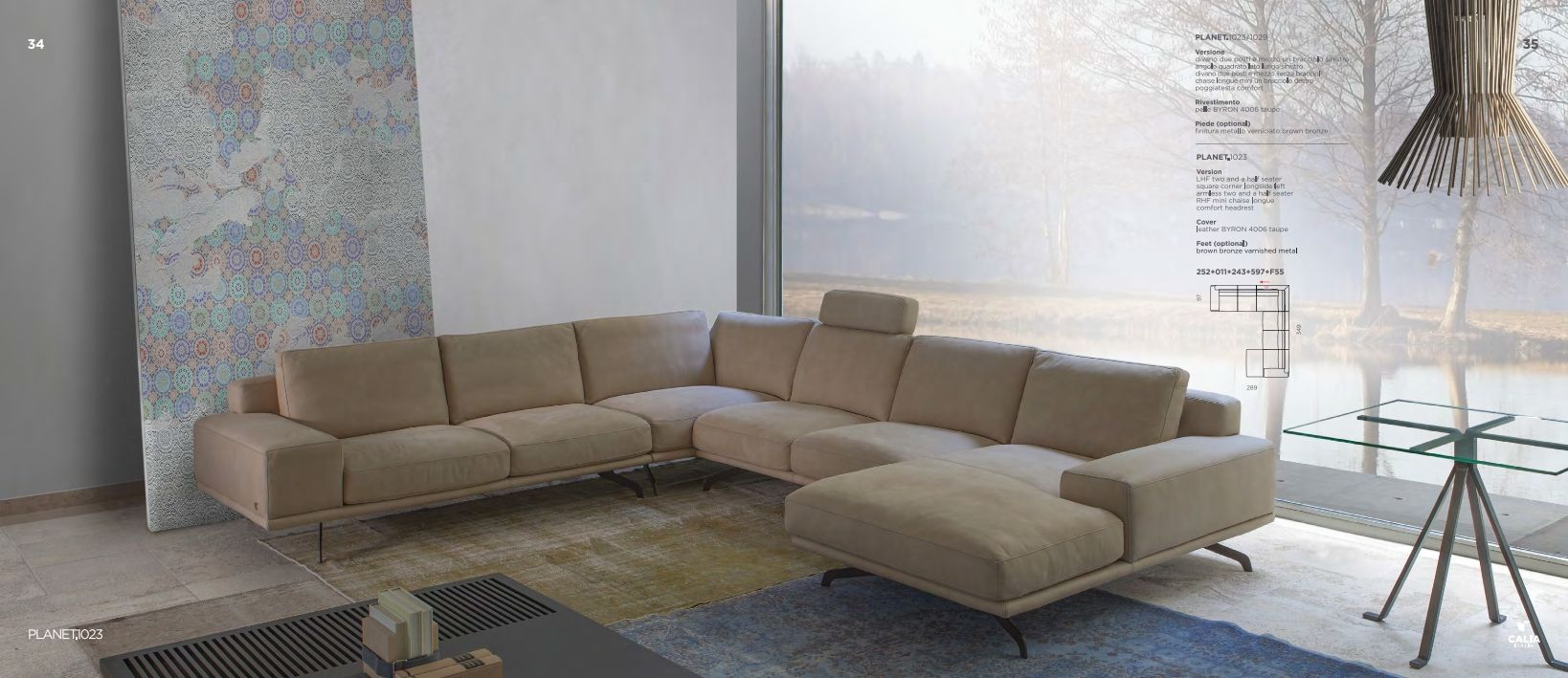 Amazing Sectional Sofas Sectional Sofa Calia Italia Planet 1023 Beatyapartments Chair Design Images Beatyapartmentscom