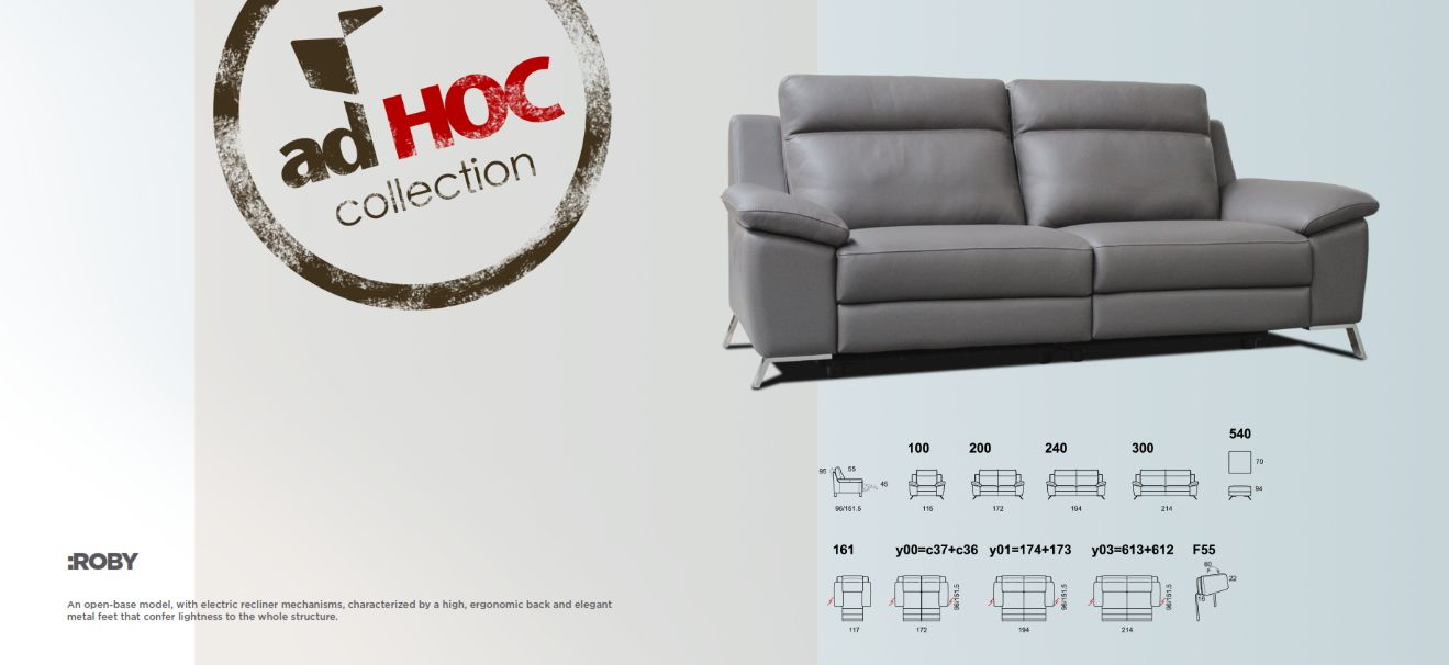 Upholstered furniture upholstered furniture calia italia roby seriesfurniture from italy - Italian ad hoc interviste ...
