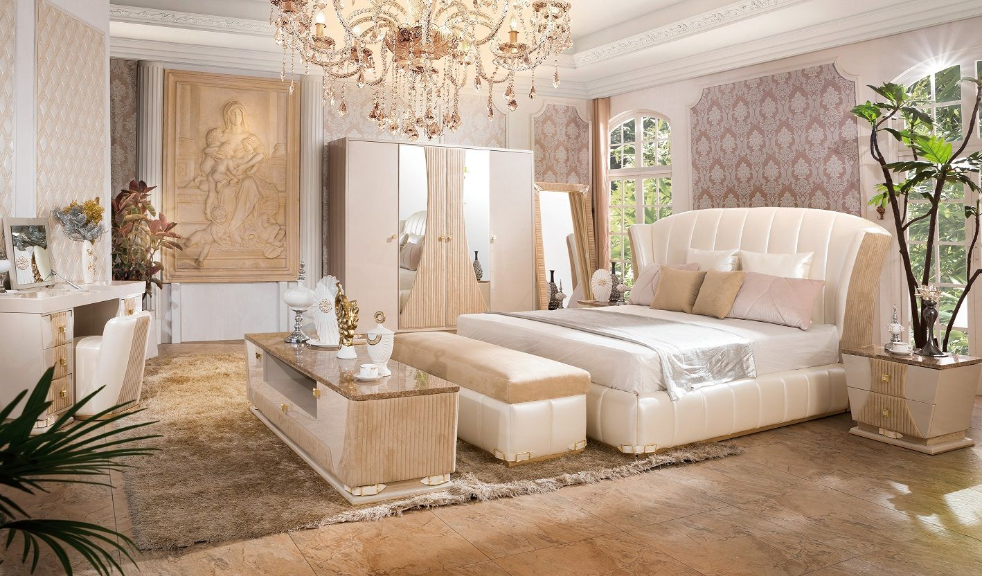Designer m bel designer schlafzimmer serie ms001die - Designer schlafzimmer ...