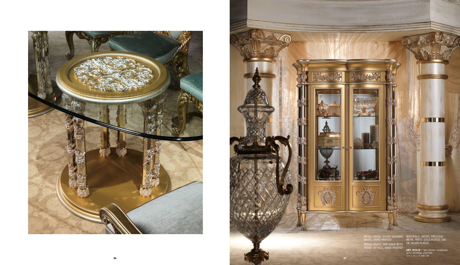 luxus m bel luxus esszimmer cappelletti royal seriedie m bel aus italien. Black Bedroom Furniture Sets. Home Design Ideas