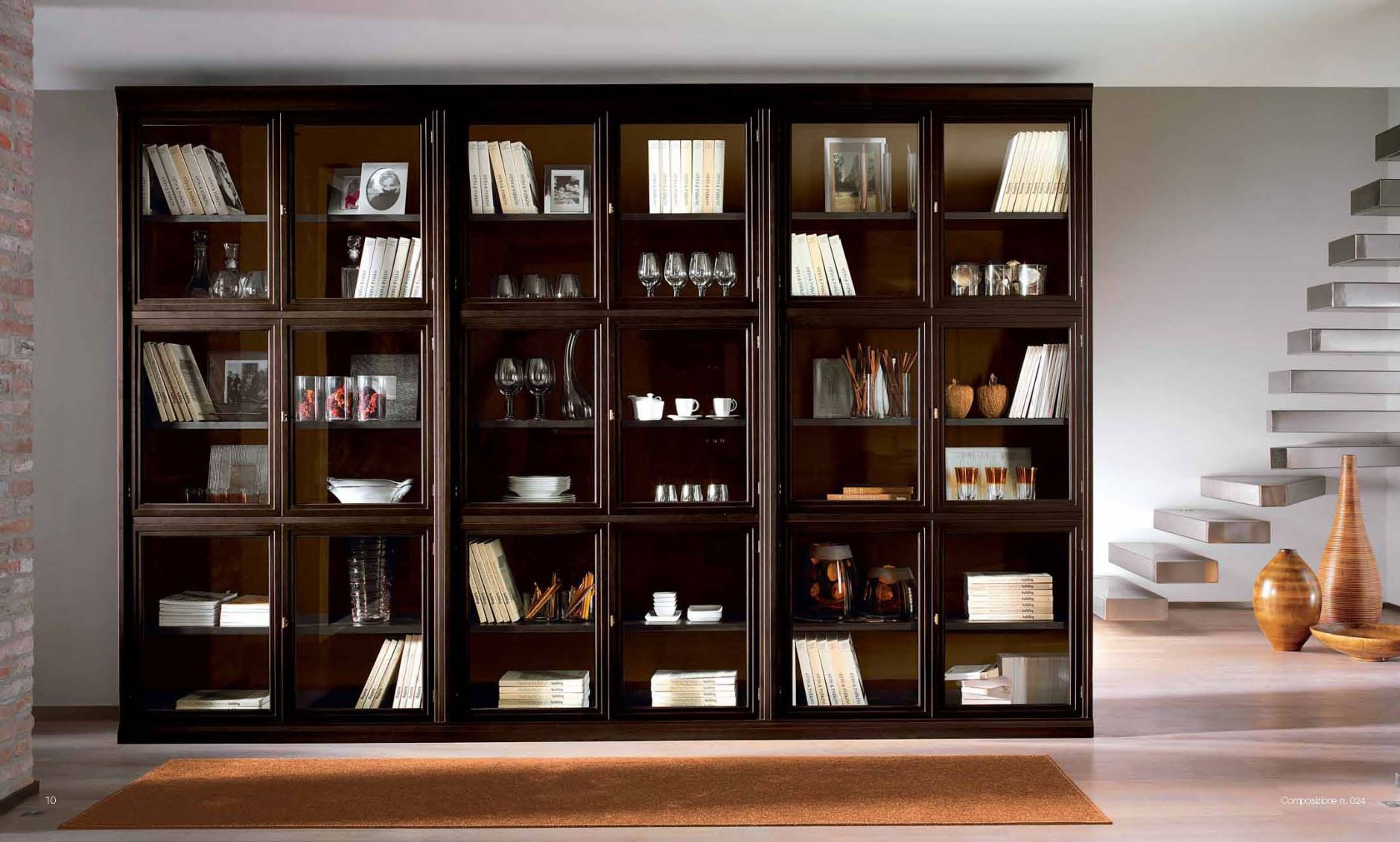 Mezzanin - Kaffee-Komposition 24 Accademia del Mobile Serie L ...