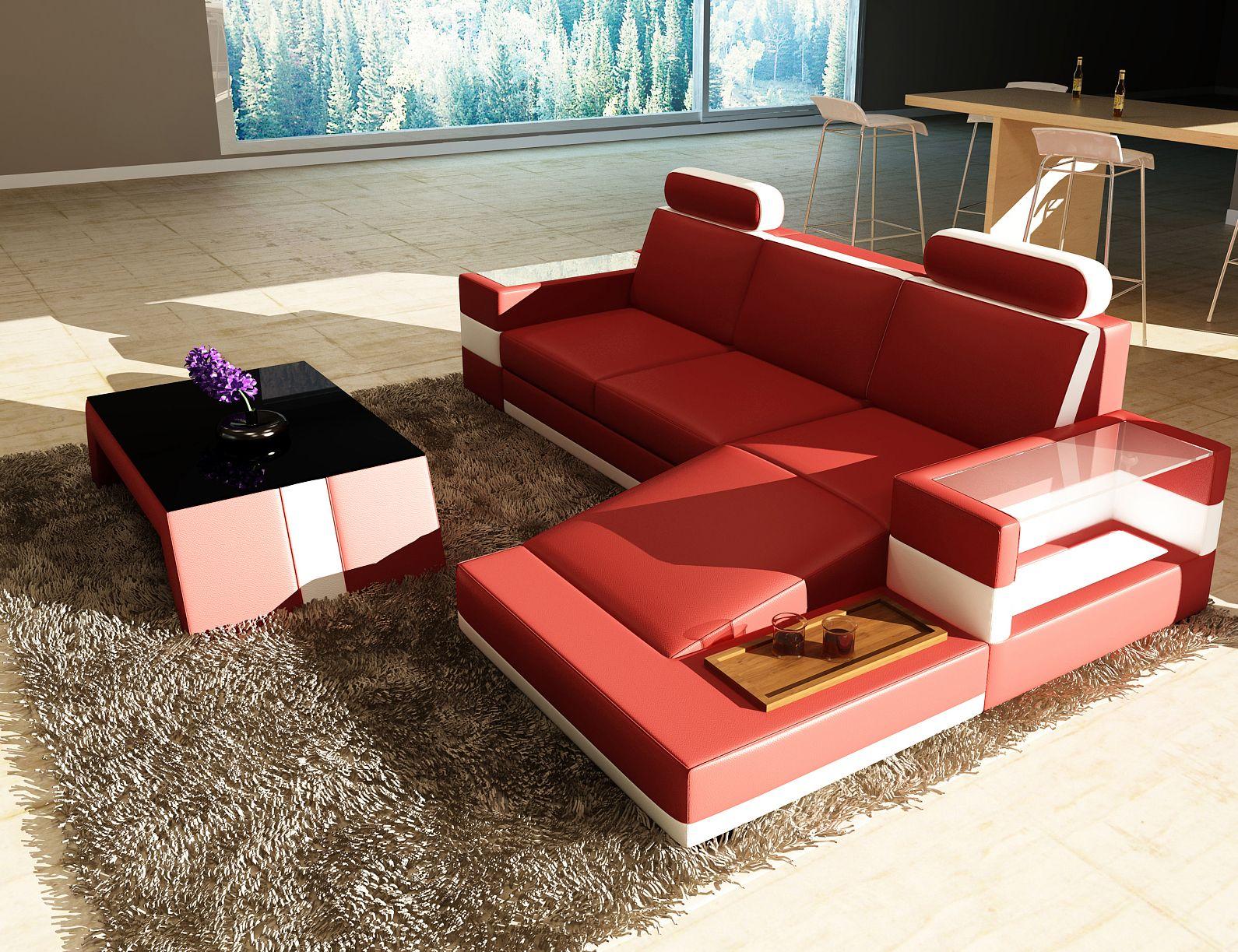 Schnittsofa schnittsofa modell 5100bdie m bel aus italien - Mobel aus italien ...