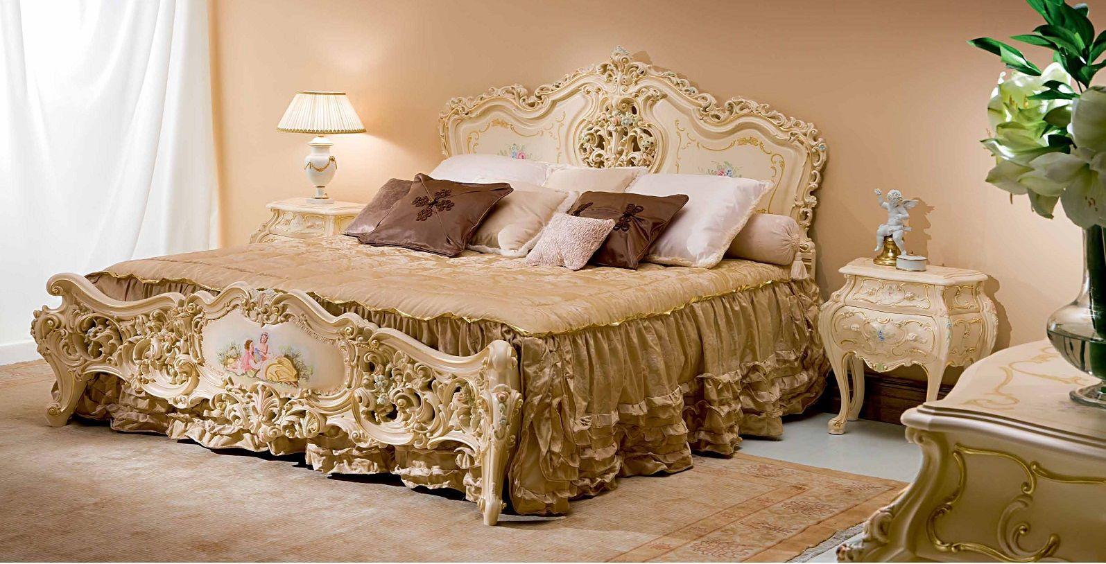 Luxus-Möbel - Luxus Schlafzimmer SILIK Serie IRIDEDie Möbel aus ...