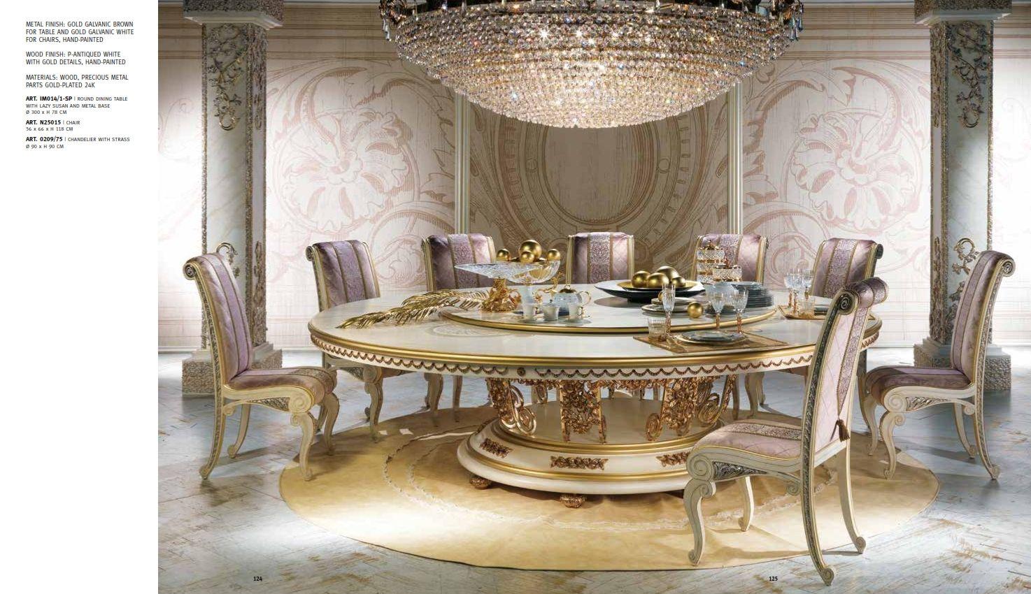luxus-möbel - luxus esszimmer cappelletti n25 seriedie möbel aus