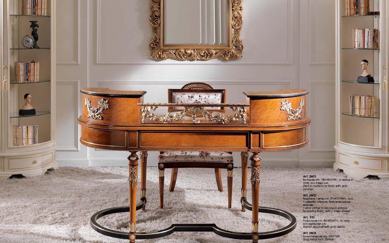 Luxueux mobilier de bureau mobilier de bureau luxueux for Mobilier bureau 13