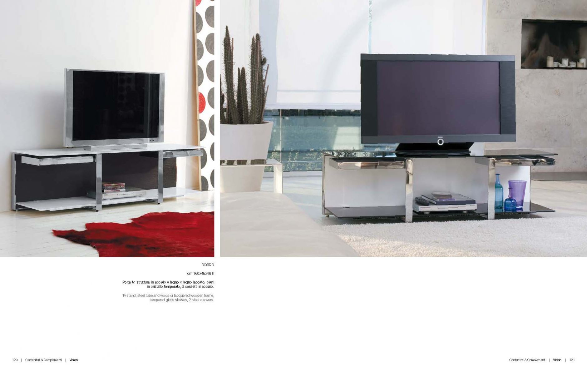 tv m bel und regale tv ant schrank vision seriedie. Black Bedroom Furniture Sets. Home Design Ideas