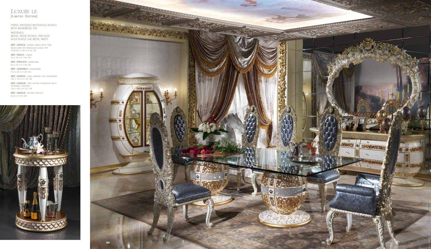Luxus Mobel Luxus Kuche Luxus Limited Edition Serie
