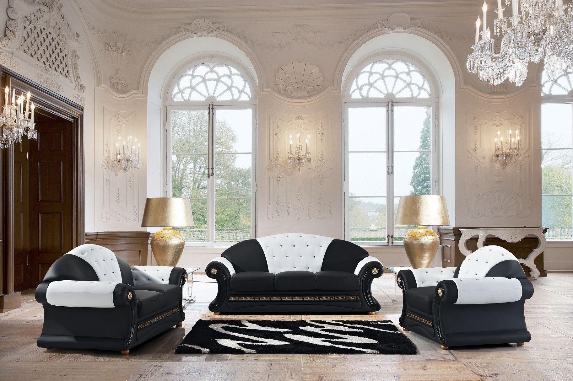 Polstermöbel - Polstermöbel Modell 6021Die Möbel aus Italien