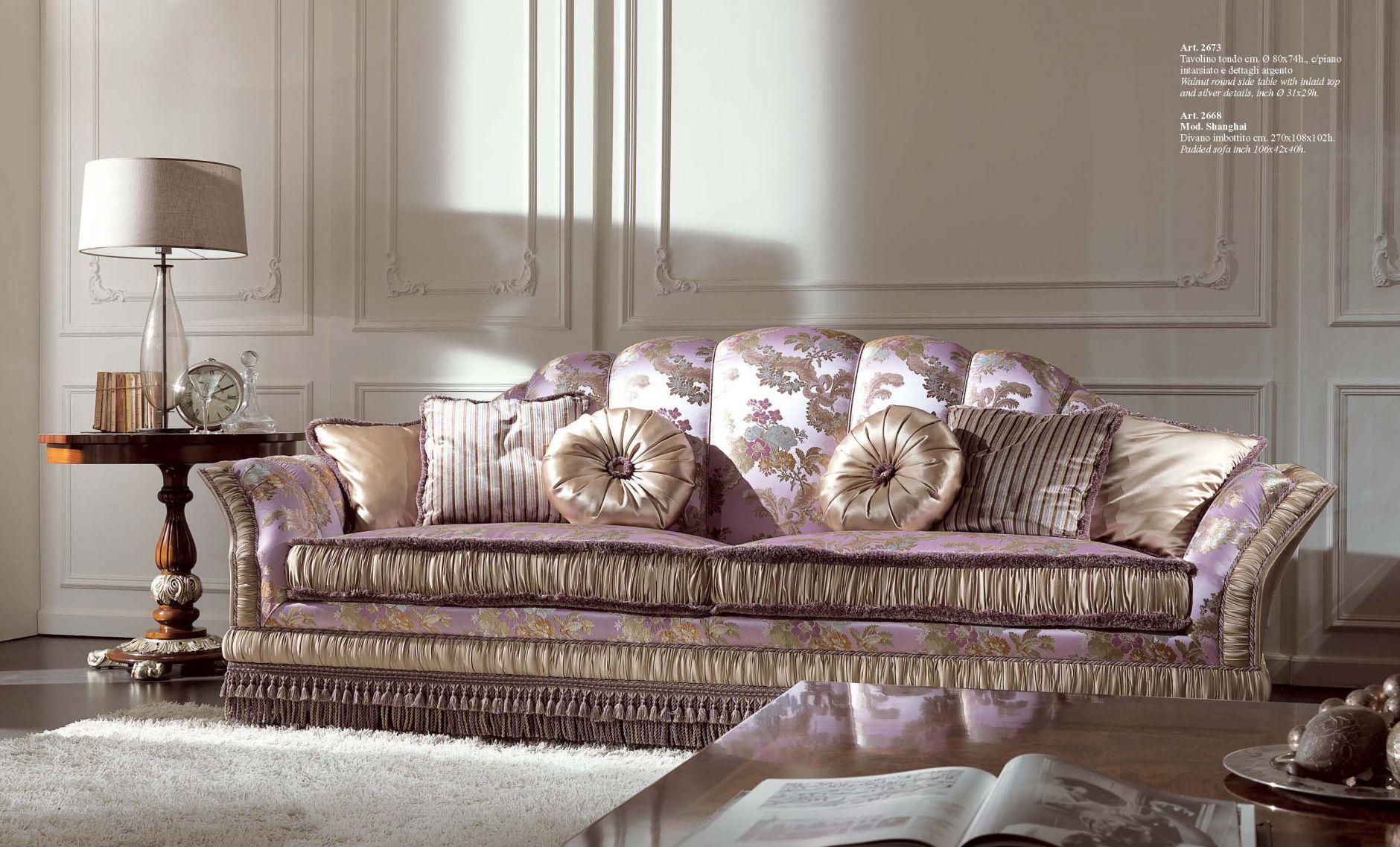 Luxus-Möbel - Luxuriöse Sofas CEPPI StilDie Möbel aus Italien