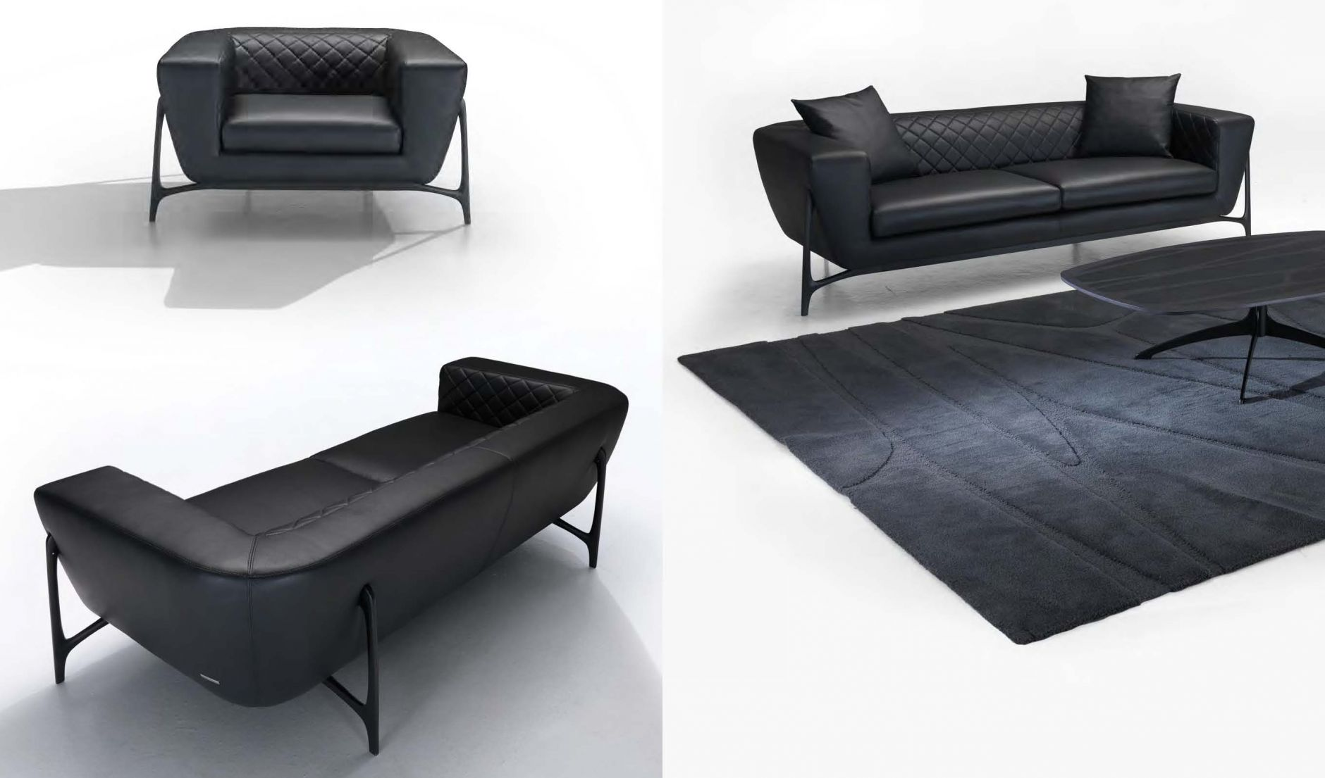 Upholstered sofa vip luxury sectional sofa mercedes benz for Mercedes benz furniture