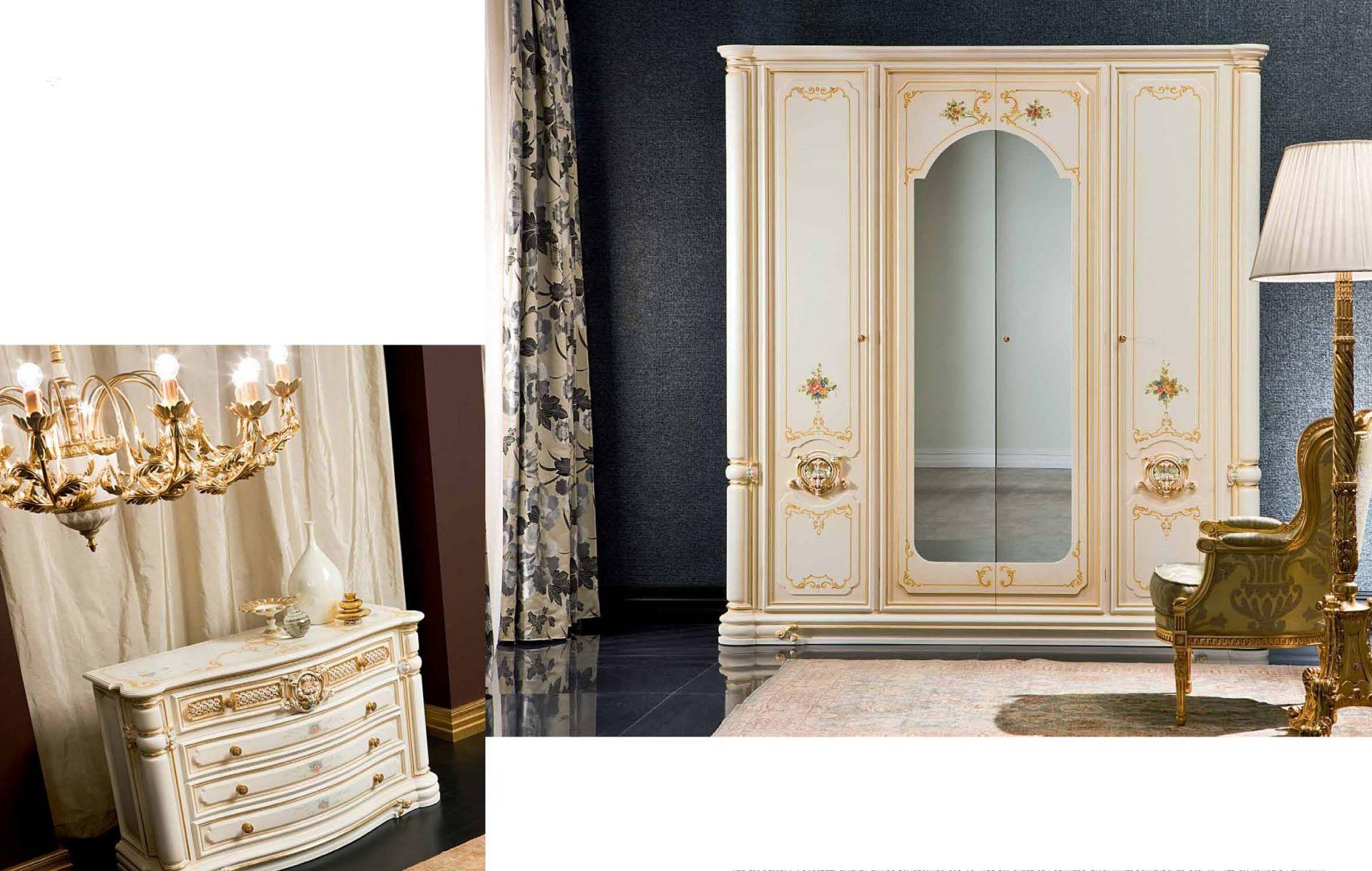 Luxus-Möbel - Luxus Schlafzimmer Serie SILIK NIOBEDie Möbel aus ...