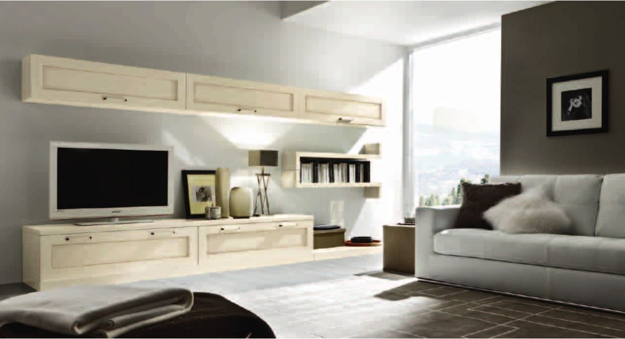 LIVING ROOM CABINETS - Living Room Cabinets ACF PIAVE Series ...
