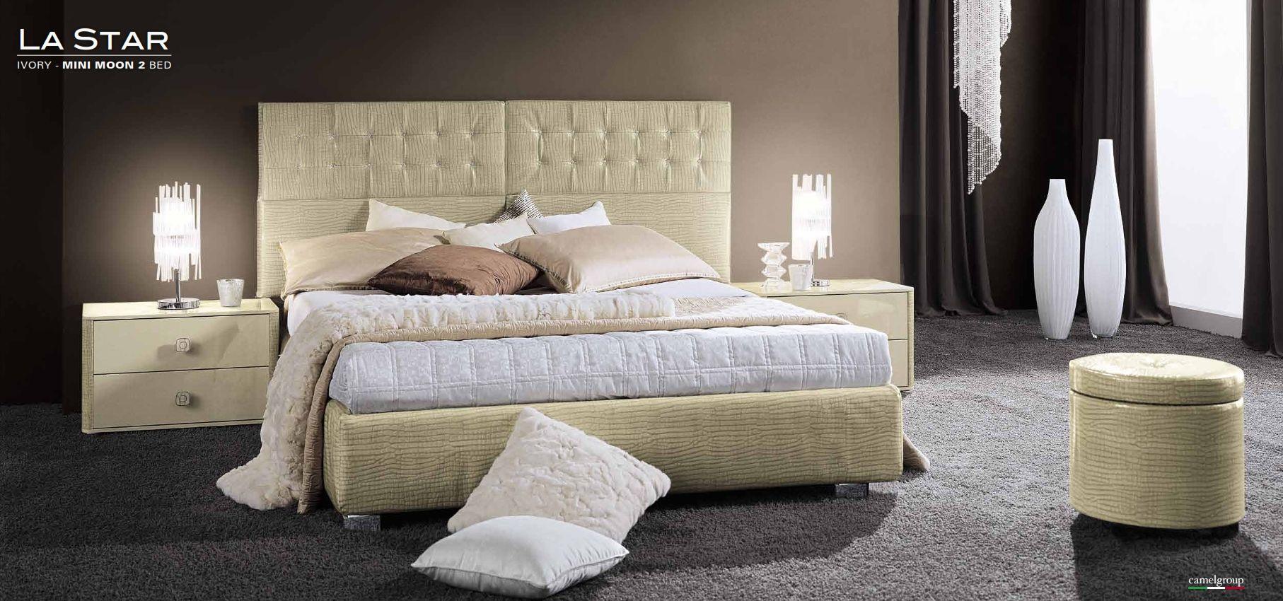 Chambre de star fashion designs for Chambre a coucher mobilia