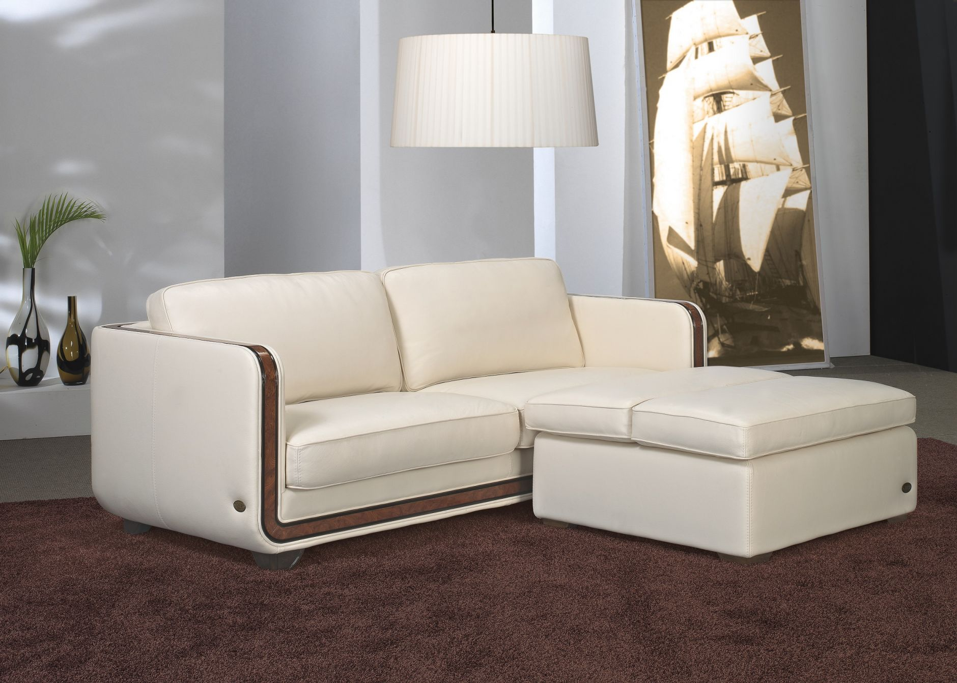 Upholstered Sofa Vip Upholstered Furniture Nieri Divani