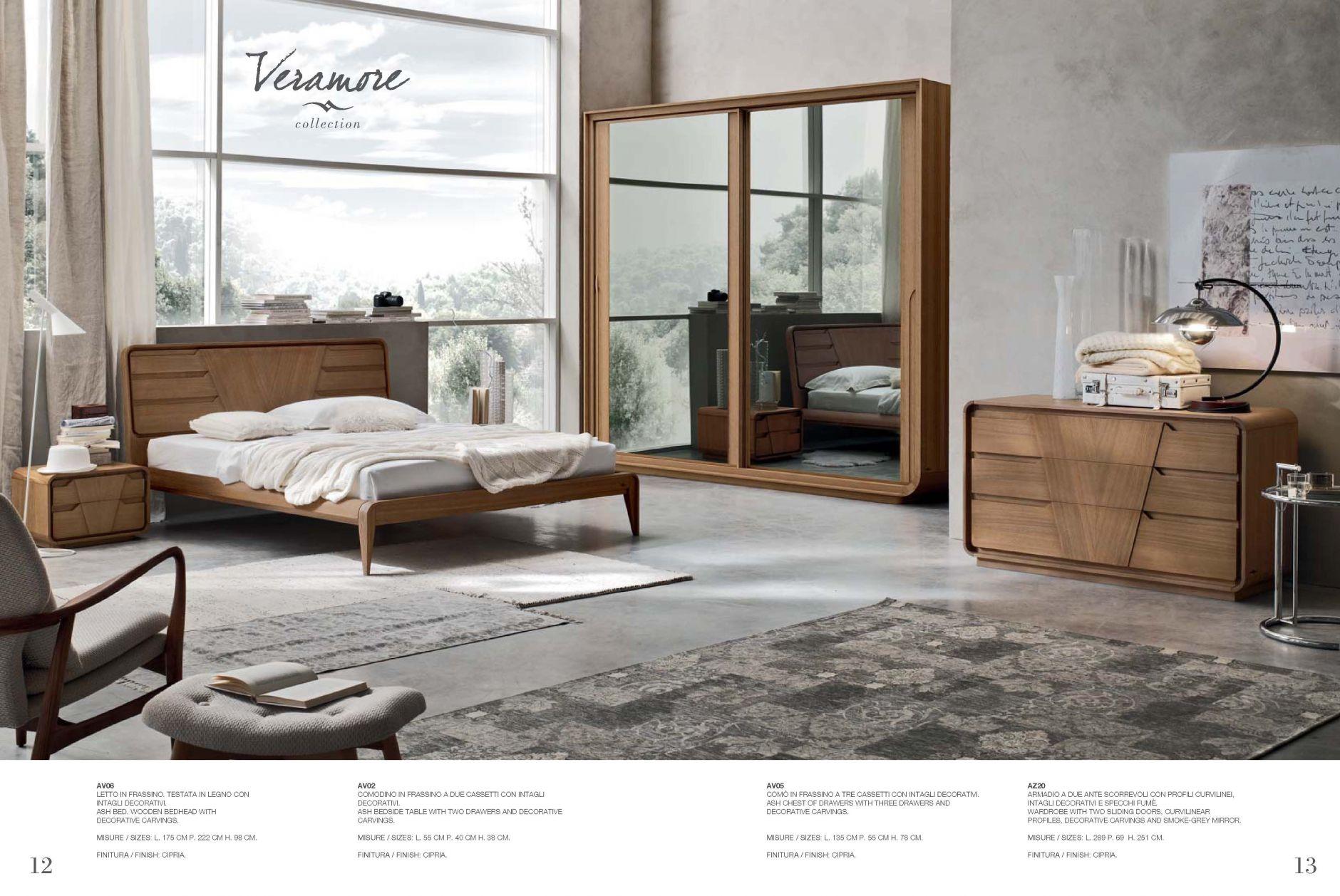 Schlafzimmer - Accademia del Mobile VERAMORE Schlafzimmer SerieDie ...