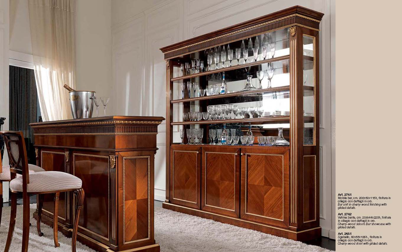 luxus m bel luxus bar stil ceppidie m bel aus italien. Black Bedroom Furniture Sets. Home Design Ideas