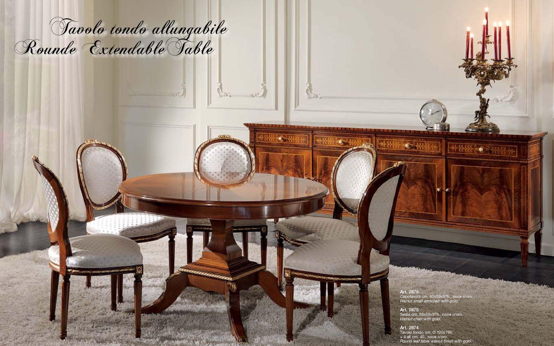 Luxus m bel luxus esszimmer stil ceppidie m bel aus italien for Esszimmer luxus