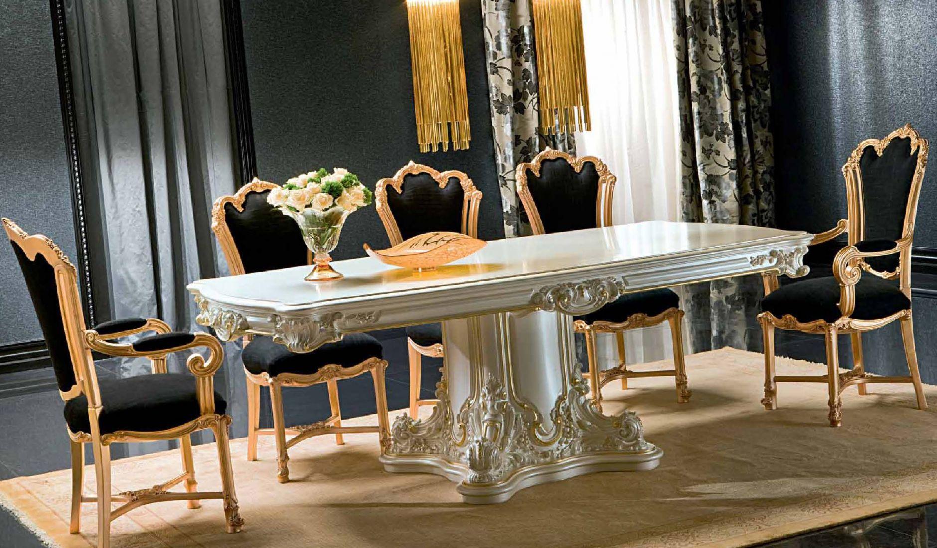 luxus esszimmer, luxus-möbel - luxus esszimmer serie silik apolloniadie möbel aus italien, Design ideen